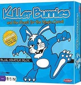 PlayRoom Killer Bunnies And The Quest For The Magic Carrot: Blue Starter