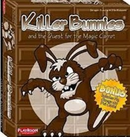 PlayRoom Killer Bunnies and The Quest for The Magic Carrot: Chocolate Booster