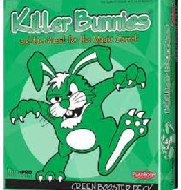 PlayRoom Killer Bunnies and The Quest for The Magic Carrot: Green Booster
