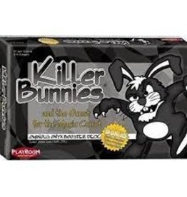PlayRoom Killer Bunnies and The Quest for The Magic Carrot: Ominous Onyx Booster