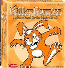 PlayRoom Killer Bunnies and The Quest for The Magic Carrot: Orange Booster