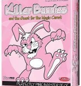 PlayRoom Killer Bunnies and The Quest for The Magic Carrot: Perfectly Pink Booster