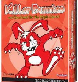 PlayRoom Killer Bunnies and The Quest for The Magic Carrot: Red Booster