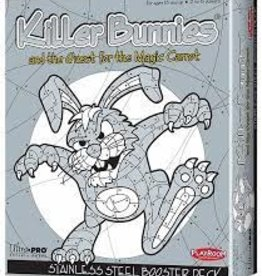 PlayRoom Killer Bunnies and The Quest for The Magic Carrot: Stainless Steel Booster