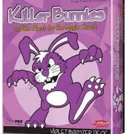PlayRoom Killer Bunnies and The Quest for The Magic Carrot: Violet Booster