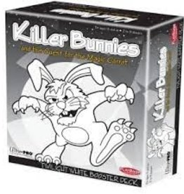 PlayRoom Killer Bunnies and The Quest for The Magic Carrot: White Booster