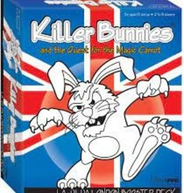 PlayRoom Killer Bunnies: La-Di-Da London Booster Deck