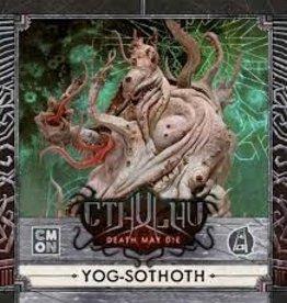 CMON Cthulhu: Death May Die: Yog Sothoth
