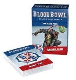 Blood Bowl Blood Bowl: Skaven Team Card Pack