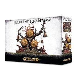Games Workshop Warhammer 40,000/Age of Sigmar: Feculent Gnarlmaw