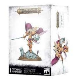 WarHammer Age of Sigmar Sigvald, Prince of Slaanesh, Hedonites of Slaanesh, Warhammer: Age of Sigmar
