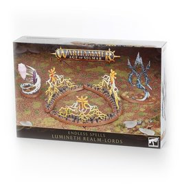 WarHammer Age of Sigmar Warhammer Age of Sigmar: Lumineth Realm-Lords Endless Spells