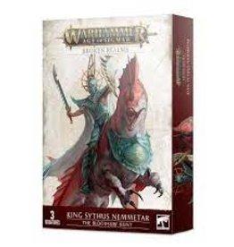 WarHammer Age of Sigmar Broken Realms: King Sythus Nemmetar – The Bloodsurf Hunt