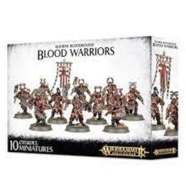 WarHammer Age of Sigmar Warhammer Age of Sigmar: Blades of Khorne - Blood Warriors