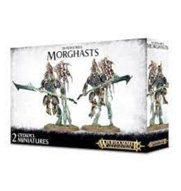 WarHammer Age of Sigmar Warhammer Age of Sigmar: Ossiarch Bonereapers - Morghasts