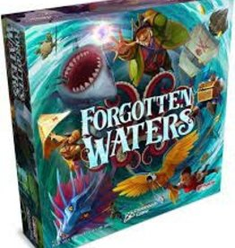 Plaid Hat Games Forgotten Waters: A Crossroads Game