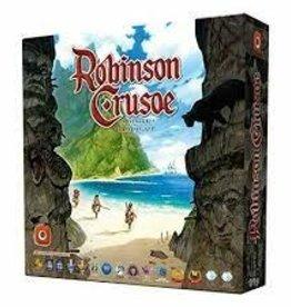Portal Games Robinson Crusoe: Adventure on The Cursed Island (2nd Edition)