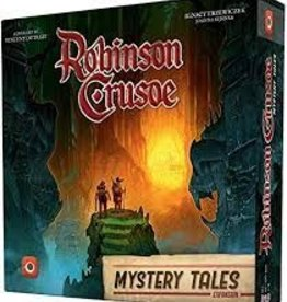 Portal Games Robinson Crusoe: Adventure on The Cursed Island (2nd Edition)- Mystery Tales Expansion