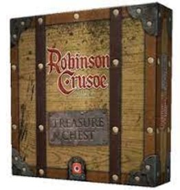 Portal Games Robinson Crusoe: Adventures on the Cursed Island - Treasure Chest