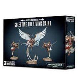 Games Workshop Warhammer 40,000: Celestine The Living Saint