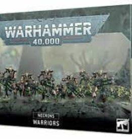 WarHammer Warhammer 40,000: Necrons Warriors (2020)