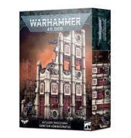 WarHammer Battlezone: Manufactorum – Sanctum Administratus
