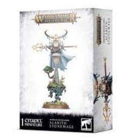 WarHammer Age of Sigmar Warhammer Age of Sigmar: Lumineth Realm-Lords Alarith Stoneguard