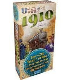 Ticket to Ride Ticket To Ride: USA 1910 Expansion