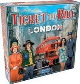 Days of Wonder Ticket to Ride Express - London