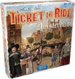 Days of Wonder Ticket to Ride Express - Amsterdam