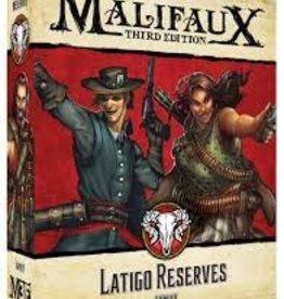 Wyrd Games Malifaux: Guild Latigo Reserves