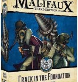 Wyrd Games Malifaux: Crack in the Foundation