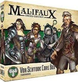 Wyrd Games Malifaux: Resurrectionists Von Schtook Core Box