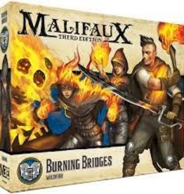 Wyrd Games Malifaux: Arcanist Burning Bridges