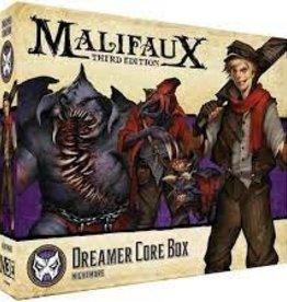 Wyrd Games Malifaux: Neverborn Dreamer Core Box