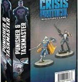 Atomic Mass Games Marvel Crisis Protocol: Punisher & Taskmaster