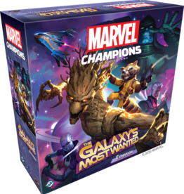 Fantasy Flight Games Marvel Champions LCG: The Galaxy's Most Wanted Hero Pack