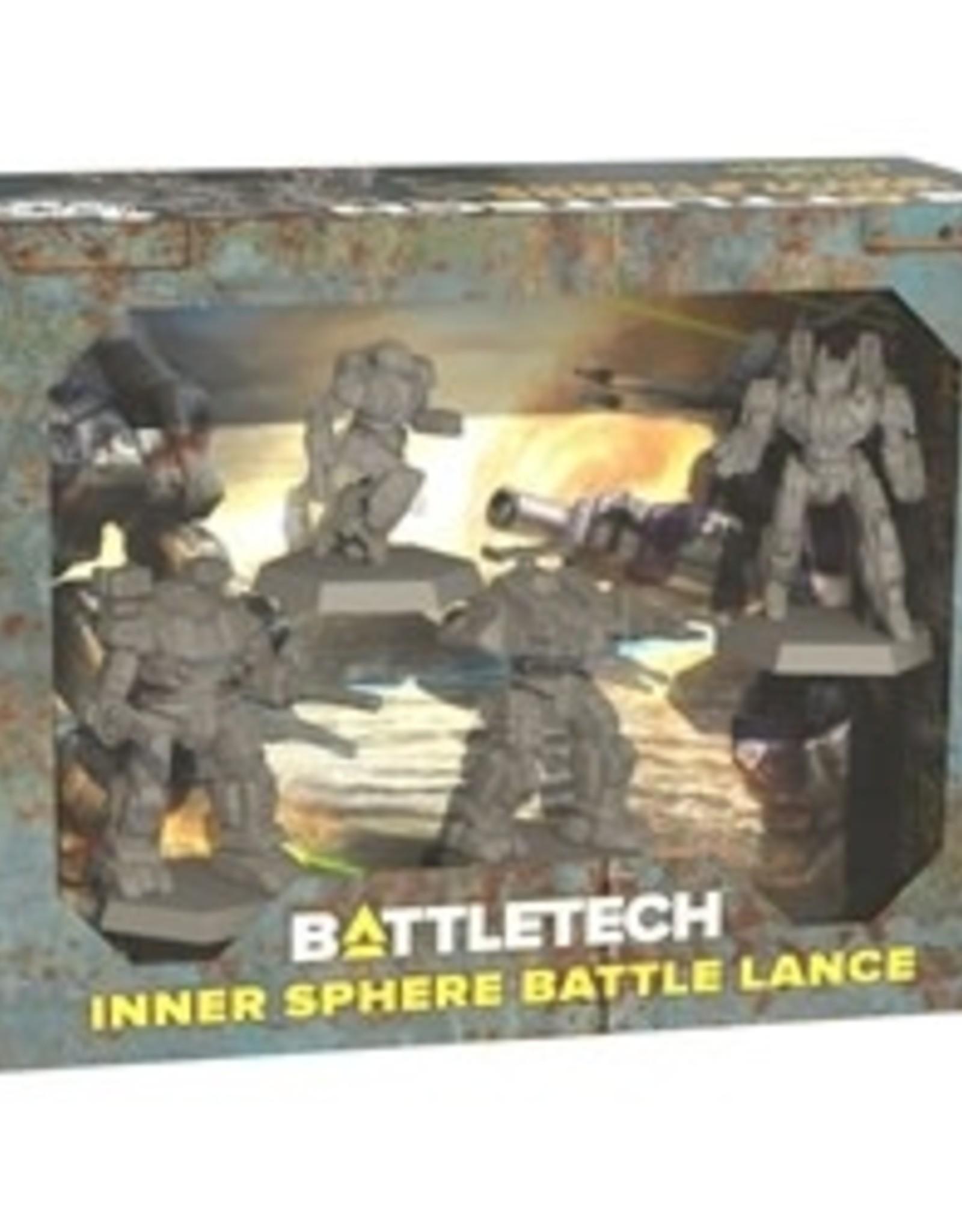 Catalyst Game Labs BattleTech: Inner Sphere Battle Lance