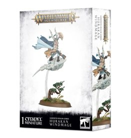 Games Workshop Warhammer Age of Sigmar: Hurakan Windmage