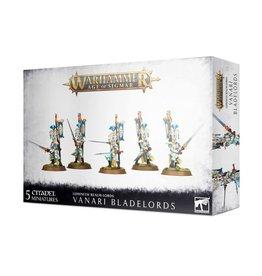 Games Workshop Warhammer Age of Sigmar: Vanari Bladelords