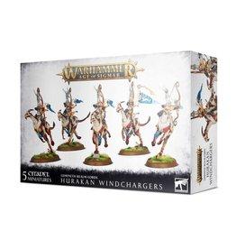 Games Workshop Warhammer Age of Sigmar: Hurakan Windchargers