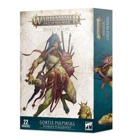 Games Workshop Broken Realms: Gortle Pulpskull – Invidian Plaguehost