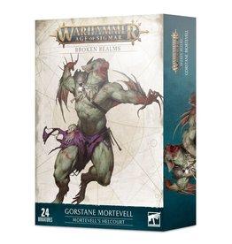 Games Workshop Broken Realms: Gorstane Mortevell – Mortevell's Helcourt