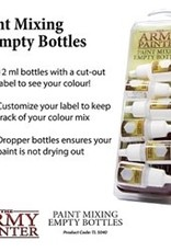 Army Painter Army Painter: Empty Mixing Bottles