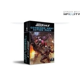 Corvus Belli Infinity Code One Combined Army (#830): Shasvastii Combined Army Action Pack