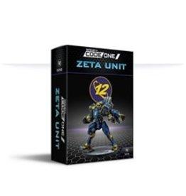 Corvus Belli Infinity CodeOne: O-12 (#846): Zeta Unit (TAG)