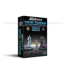 Corvus Belli Infinity: CodeOne: Dire Foes Mission Pack Beta: Void Tango