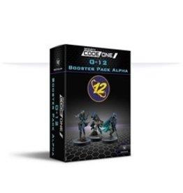 Corvus Belli Infinity: CodeOne: O-12: (#854): Booster Pack Alpha