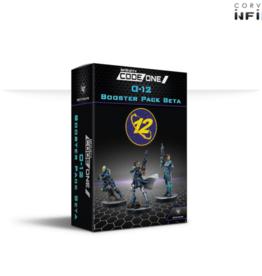 Corvus Belli Infinity - CodeOne - O-12 - Booster Pack  Beta