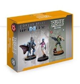 Corvus Belli Infinity: Dire Foes Mission Pack 8: Nocturne